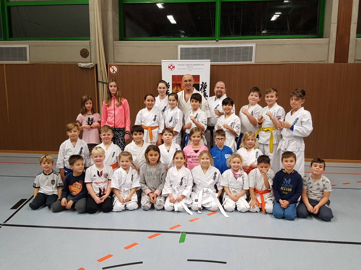 Bild Kindertraining 08-01-19